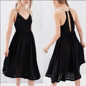Cooperative Cindy Ladder Midi Dress